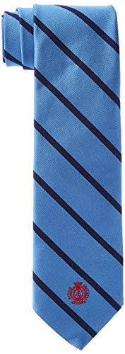 BROOKS BROTHERS 100156675 Corbata, Azul (Blue 455), Talla Única (talla del fabricante: OS-) para Hombre