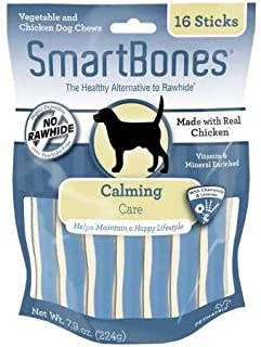 Smartbones Functional Dog Chews, Rawhide Free W/ Real Chicken