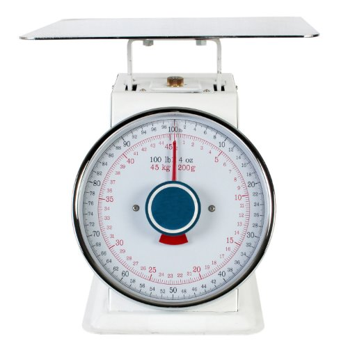 scales Excellante 100-Pound Mechanical Scales