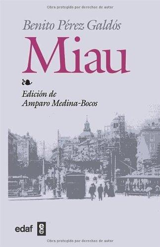 Miau (Biblioteca Edaf nº 279)