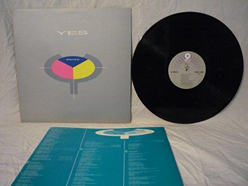 Yes – 90125 Label: ATCO Records – 90125-1 – 1983 – 30,5 cm Schallplattenalbum – Original US Pressing VG+ VG++