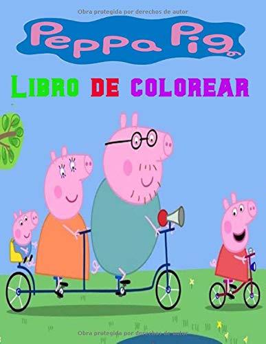 Peppa pig Libro de colorear: Imagina y dibuja con Peppa (Peppa Pig. Actividades)