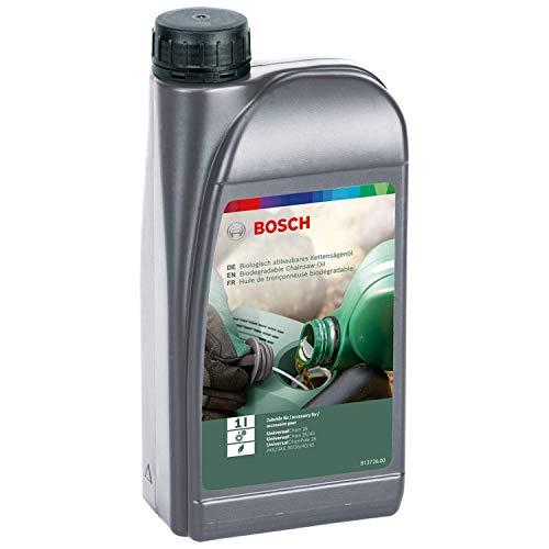 Bosch Home and Garden 2607000181 Bosch Aceite Biodegradable, Verde