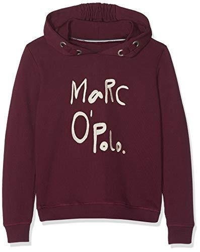 Marc O' Polo Kids Marc O' Polo Kids Mädchen 1/1 Arm Sweatshirt, Violett (Pickled Beet Purple 7044), 116