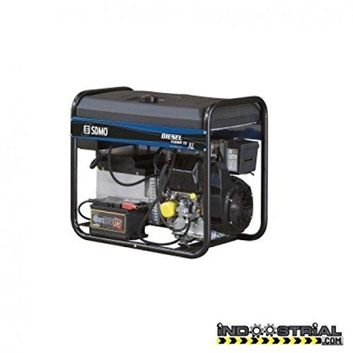 SDMO–Generator Diesel triphasé 12, 5kVA Diesel 15000TE XLC