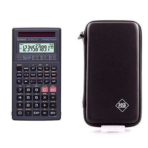 Casio FX 82 Solar + Schutztasche