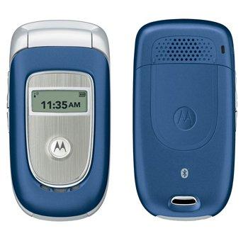 Motorola V195s Flip Phone Blue T Mobile Unlocked Buy Online In