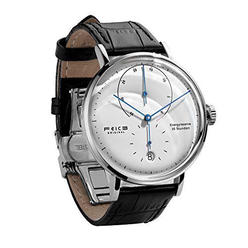 FEICE Bauhaus Watch Men's Mechanical Watch Analog Waterproof Automatic...