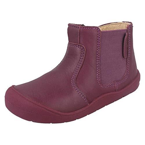 Start-rite , Boots Chelsea Fille - - Berry (Purple), 39 EU F
