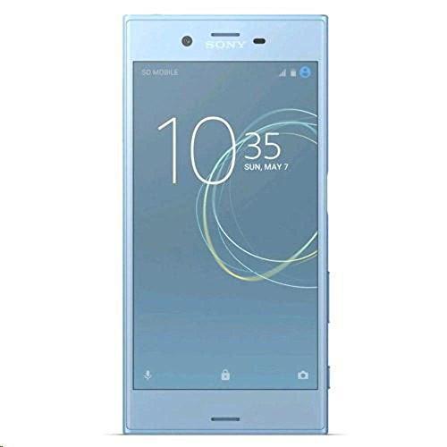 Sony XPERIA XZs G8232デュアルSIM ICE BLUE 5.2「/ 19MP / 64 GB、4ギガバイトRAM SIMフリー【平行輸入品](使用) ブルー