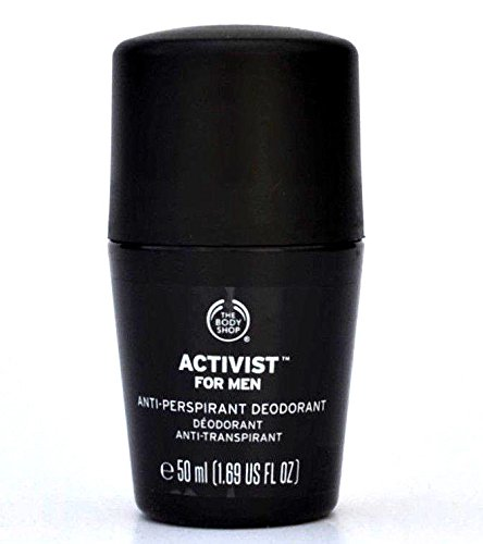 The Body Shop Activist for men Anti-Perspirant Deodorant Inhalt: 50ml Deo-Roll-On