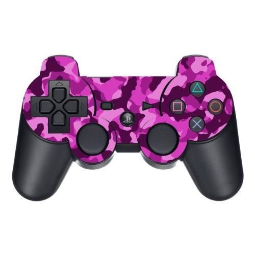 Disagu Design Skin für Sony PS3 Controller - Motiv Camouflage Pink
