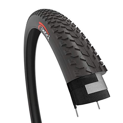 Fincci 26 x 4.0 Zoll 100-559 Fett Reifen für Rennrad Mountain MTB Schlamm Schmutz Offroad Fahrrad