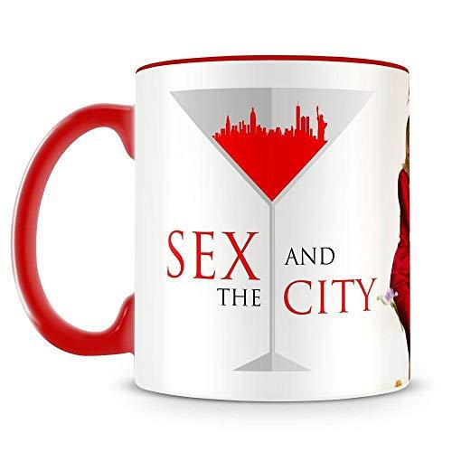 Caneca Personalizada Sex and the City (mod.1)