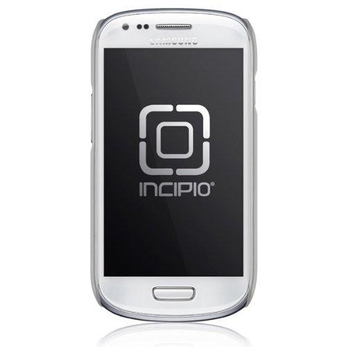 Incipio SA-351 Feather Shine Case for Samsung Galaxy S III Mini - 1 Pack - Retail Packaging - White