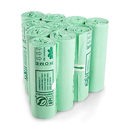Environmentally Friendly Bin Liners Biodegradable Trash Bags, Degradable Garbage Bag