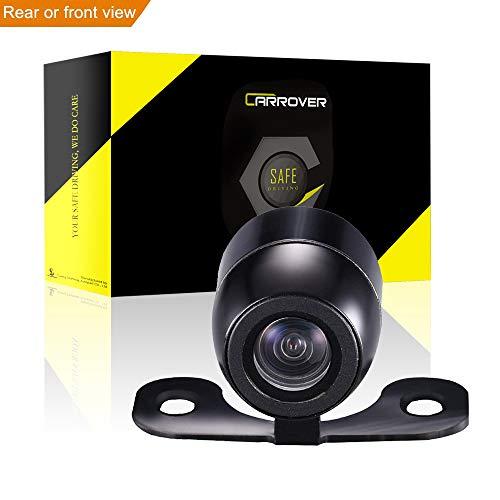 Car Rover® Universal Cámara de visión trasera del coche impermeable CCD Backup Cámara Doble Uso
