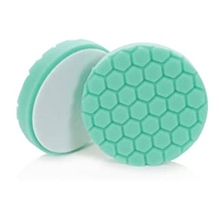 Chemical Guys BUFX_103_HEX4 Hex-Logic Heavy Polishing Pad, Green (4.5 Inch Fits 4 Inch Backing Plate) (B0041I3I2O) | Amazon price tracker / tracking, Amazon price history charts, Amazon price watches, Amazon price drop alerts