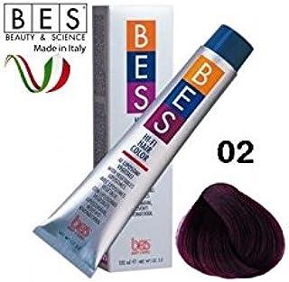 BES, Hi-Fi Color 100 ml Toners 02 Irisee: Amazon.es: Belleza
