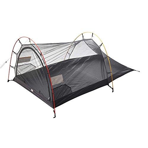 FJÄLLRÄVEN Mesh Inner Tent lite-Shape 2Zubehör für Geschäfte, Unisex Erwachsene, Black, Einheitsgröße