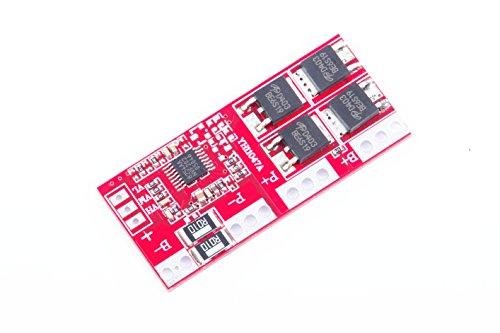 KNACRO 4S Li-ion Akku Ladegerät Schutz Board 14,4V 14,8V 16,8V Überladung Überstrom Kurzschlussschutz Schalttafel Automatische Aktivierung