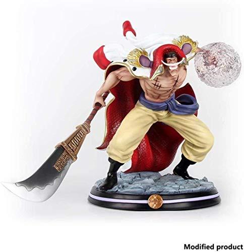 lkw-love PVC Figur Hohe 12 6 Zoll One Piece Portrait Von Piraten: Whitebeard Erdbeben Obst GK Action Figure Kinder Erwachsene Und Anime Fans Statische Mod