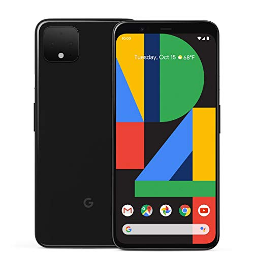 "Google Pixel 4 14,5 cm (5.7"") 6 GB 64 GB Nero 2800 mAh Pixel 4, 14,5 cm (5.7""), 1080 x 2280 Pixel, 6 GB, 64 GB, 16 MP, Nero"