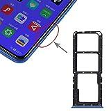 GBHGBH Tarjeta SIM Tray + Tarjeta SIM Tray + Bandeja de Tarjetas Micro SD para OPPO A11X / A11 / A9 (2020) / A5 (2020) (Color : Blue)