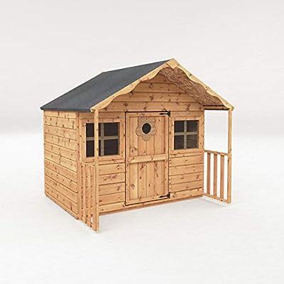 Childrens Wooden Playhouse 6 x 5 OGD082