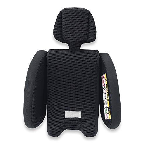 Recaro Kids, Neugeborenen Einlage Kio, Neugeborenen-Inlay für Kinderautositz, Kompatibel mit Reboarder Kio, Select Night Black