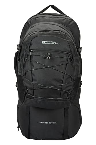 Mountain Warehouse Traveller Backpack With Detachable Daypack