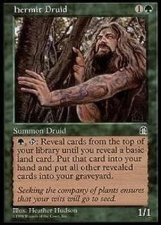 Best mtg hermit druid Reviews
