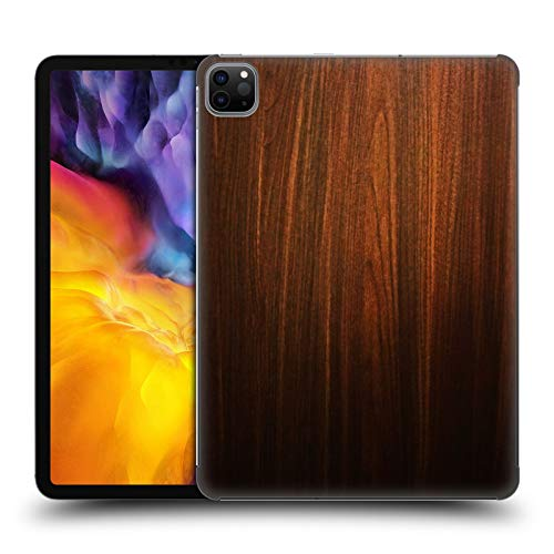 Head Case Designs Ufficiale Nicklas Gustafsson Legno Textures Cover Dura per Parte Posteriore Compatibile con Apple iPad PRO 11 (2020)