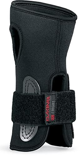 Dakine Mens Wrist Guards Low Profile Wrist Protection, Black, Small