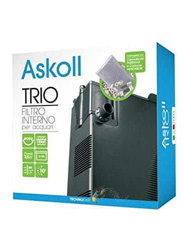Askoll 219233 Trio-Filtro Interno per acquari