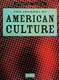 The Journal of American Culture (Volume 30, Number 3)