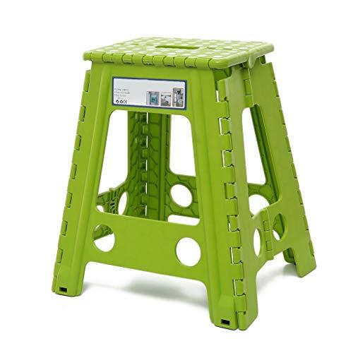 JIAX openklapbare kruk, geschikt voor volwassenen, keuken, badkamer, tuin, kruk, lichte kruk zijn sterk genoeg