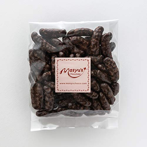 ◆《ミニパック》ビター柿の種チョコ