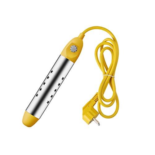 Homemagiceer Calentador de Agua eléctrico Piscina Bañera Inflable Piscina Rápido Caldera de Agua en ebullición, Enchufe de la UE, 2500W