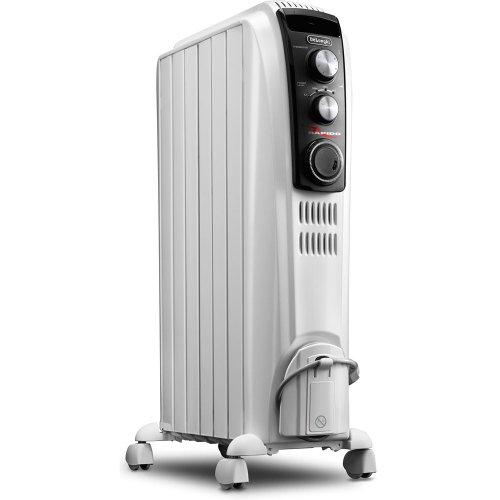 DeLonghi TRD40615T Full Room Radiant Heater Heater-Mechanical-TRD40615T, White