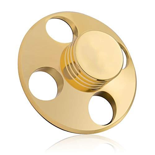 DollaTek LP platenspeler metaal koper 320g Disc Stabilizer recordgewicht/HiFi - Gold