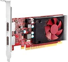 HP Graphics Card - Radeon R7 430-2 GB GDDR5 - PCIe 3.0 X16 Low Profile - DisplayPort, VGA - Promo - for EliteDesk 705 G4, ...