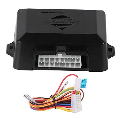 Cierrapuertas eléctrico, 12V Universal Plástico Negro Regulador de ventana automático Módulos de...