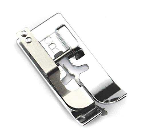 DREAMSTITCH X56409001 Snap On Blindhem (Blind Stitch) Presser Foot (R) for Babylock,Brother,Simplicity Sewing Machine ALT:BLG-BSF,X56409051,X56409-001,XC4051031,XC4051051,XC4051-051,XE2650001-7326BR