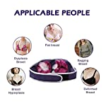 Appareil de massage pour grossissement des seins, soutien-gorge de renforcement électrique avec massage de la poitrine chauffant pour seins seins pour soins du développeur(A-B) #1
