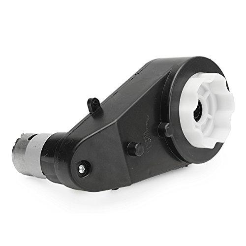 Wooya Caja De Engranajes del Motor Eléctrico De 12 Voltios 10000 RPM...