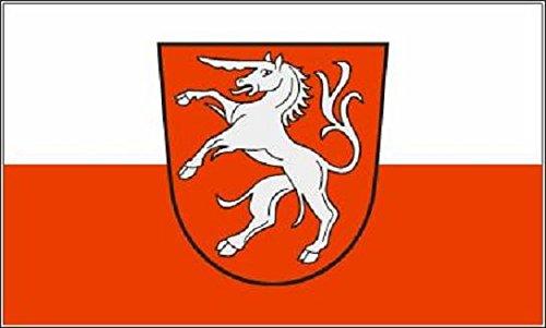 U24 Flagge Fahne Schwäbisch Gmünd 90 x 150 cm