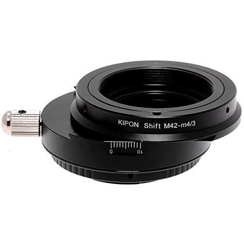SHIFT Adapter für M42 Schraube Objektive an Micro 4/3 Kameras.