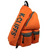 K-Cliffs Reflective Sling Backpack/Body Bag Messenger/Bag...