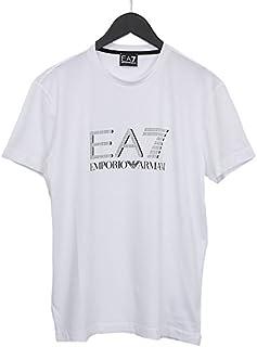 EMPORIO ARMANI エンポリオ アルマーニ 半袖Tシャツ 3YPTF7 PJ18Z 白